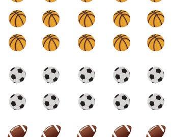 Sports Planner Stickers