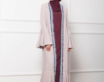 Yasmine Abaya By Farah M - A Modern and elegant abaya for every occasion