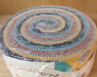 Mixology jelly roll