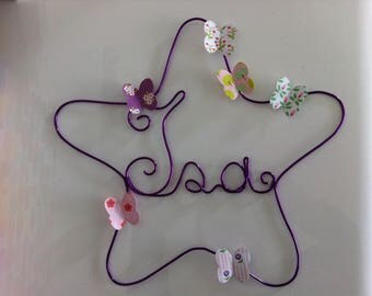 name star or other wire
