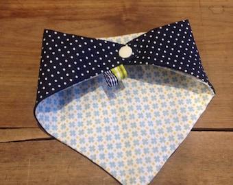 Cotton Baby bib bandana