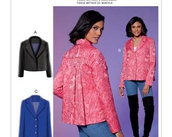 Jacket M7665 Mc Call's sewing pattern