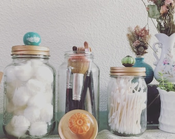 Apothecary Jars - One of a Kind