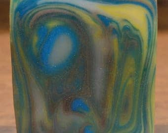Handmade Soap -In the pot swirl Multi Color