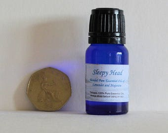 Sleepy Head Essential Oils Blend