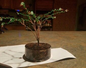 Triskelion Tree-Green Grounder.