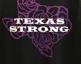 Texas Strong Glitter