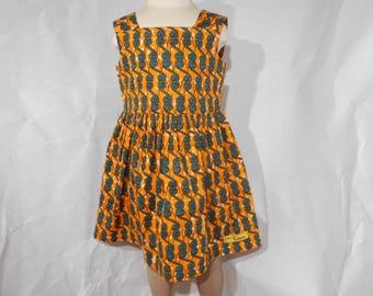 WAX strap dress