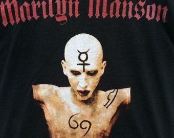 Vintage Marilyn Manson T-Shirts