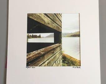 Talybont Reservoir - Limited Edition