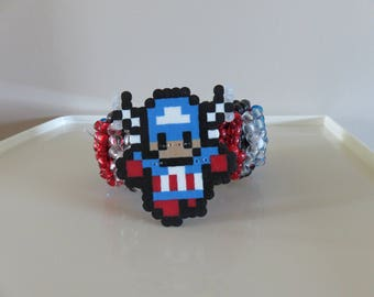 Rave Kandi Super Hero and Video 2X Cuffs