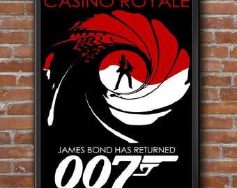casino royale filmplakat