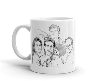 Seinfeld Mug made in the USA