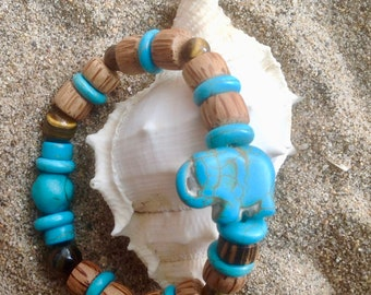 Give a gift that gives - buy a bracelet give a bottle of milk / Gift for protecting elephants / Supporting David Sheldrick Wildlife Trust