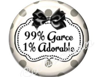 2 cabochons illustrated 16mm domed glass cabochon image I am...