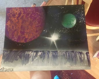The Edge of the Universe (prints)
