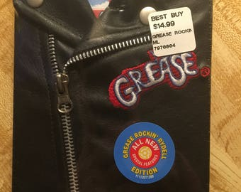 Grease Movie- 25th Aniversary Edition