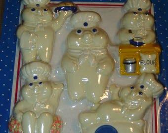 Pillsbury Doughboy Magnets