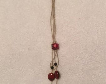 Lariat Hemp Necklaces