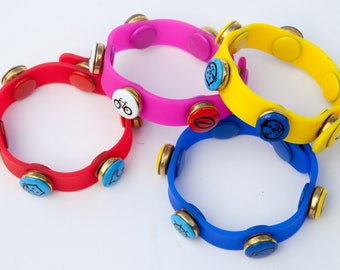 Friendly Animals Bracelet System