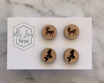 Stud Pack - Mythical Creature Studs