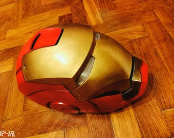 Iron Man Mk3 Helmet - for Cosplay or Collectible