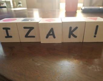 Name Blocks