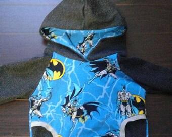 Batman Grow with me hoodie
