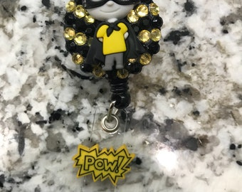 Superhero Badge Reel