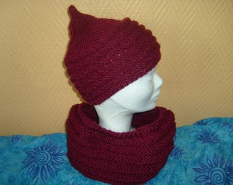 set hat and neck