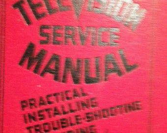 Audel's Television Service Manual