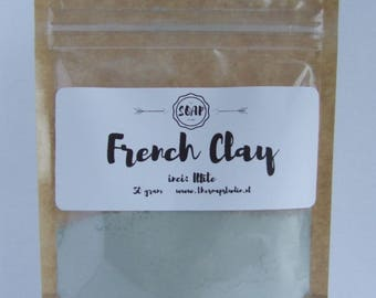 French Clay Illite