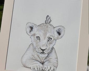 Baby Cougar Drawing | www.pixshark.com - Images Galleries ...