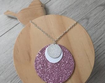 Necklace collection Halos