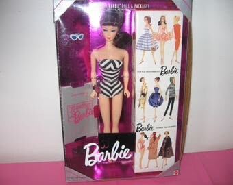 1993 35th Anniversary Barbie - Special Edition Reproduction Barbie - Vintage Special Edition 1993 Barbie Doll NRFB