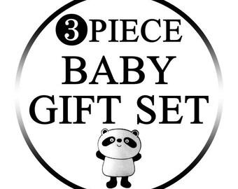Baby Gift Set | Baby Shower Gift | New Mom Gift | Baby Gifts 2018 | Baby Blanket | Baby Girl Baby Shower | Baby Gift | Unicorn | Sailor