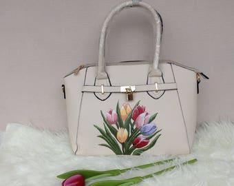 Handbag (tulips)