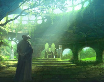 Ruins of Beleriand