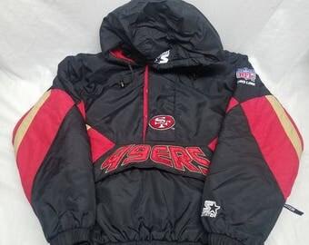 size 40 2b903 d4f6d womens san francisco 49ers pro line black gold collection ...