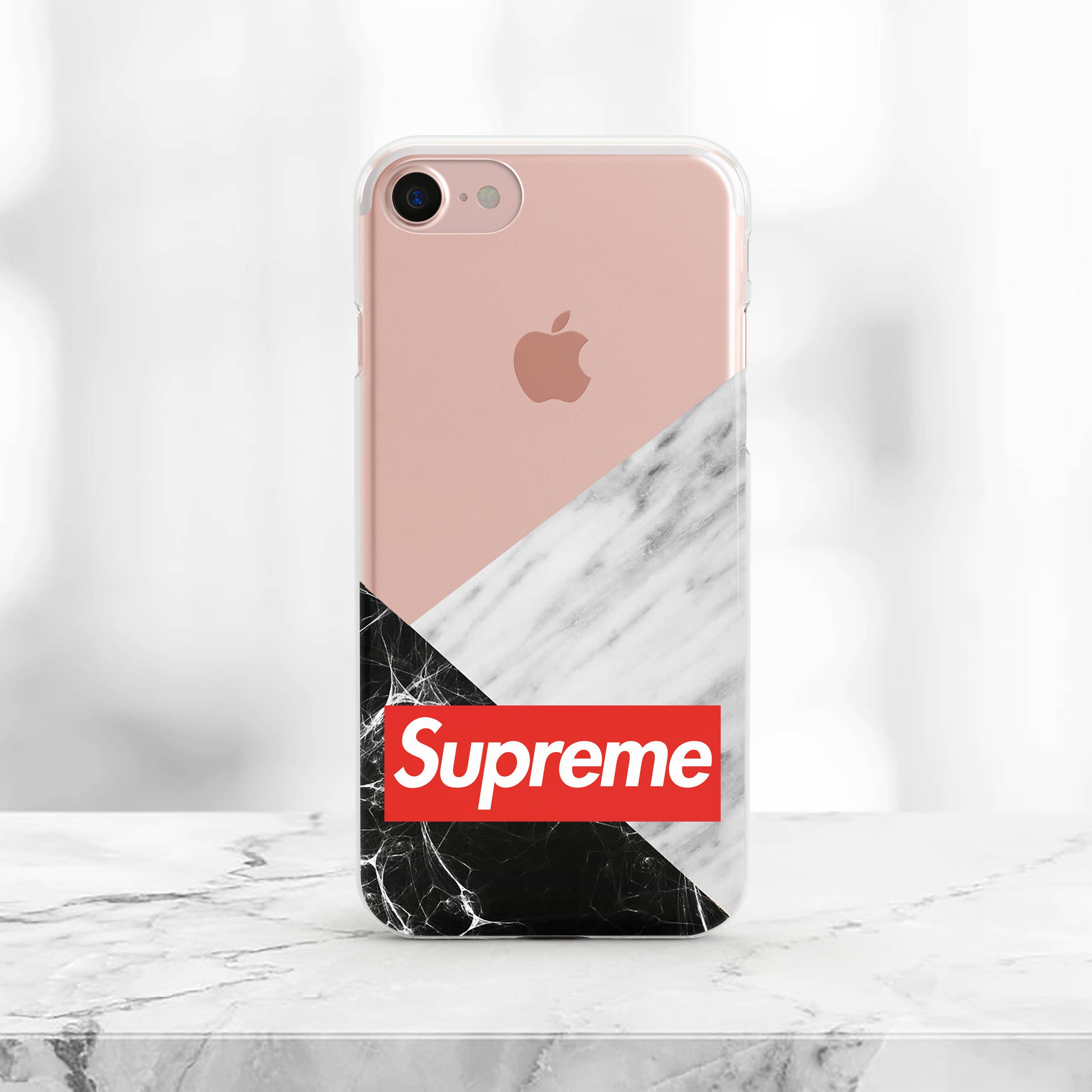 supreme iphone 7 plus ase supreme iphone 6s case marble. Black Bedroom Furniture Sets. Home Design Ideas