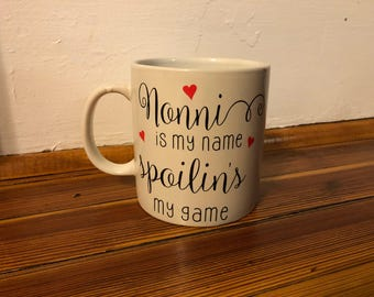 Nonni mug