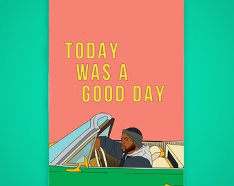 Ice Cube - Today Was A Good Day Because It was Your Birthday Card (3 pack)