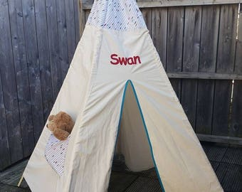 Personalized teepee