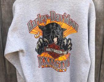 vintage 1996 Harley-Davidson sweatshirt