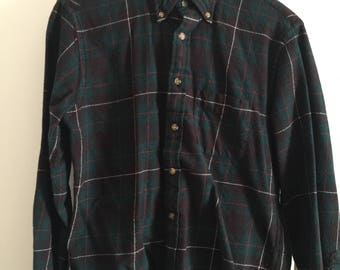Men's Brooks Brothers Pendleton Shirt