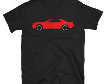 Dodge Challenger Shirt - Dodge Shirt, Hemi Shirt, Dodge Gift, Challenger Gift, Muscle Car Shirt, American Muscle V8, Ford, Chevy, Challenger