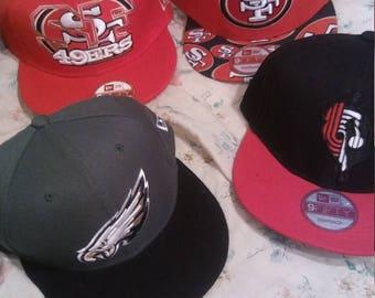 Brand New Snapback Hats