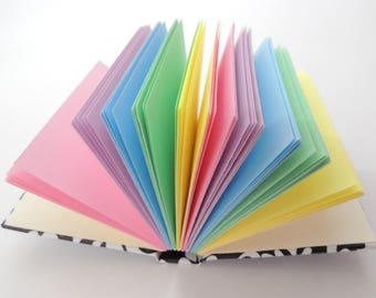 Diary Diaries Multicolor hand-bound notebooks