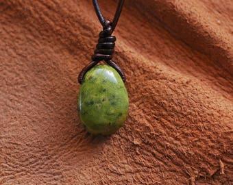 Mookaite stone Pendant