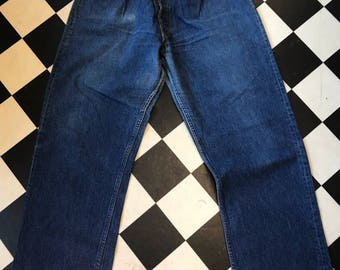 "Vintage denim 501 ""  Recycled """